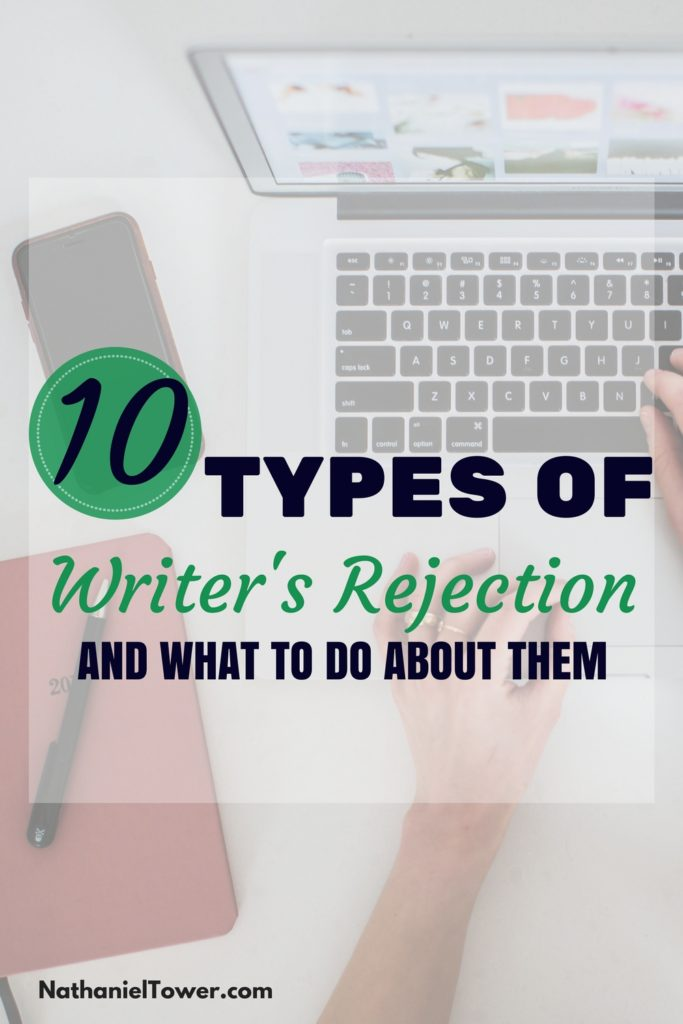 10 Levels of Writer Rejection - And What to Do About Them